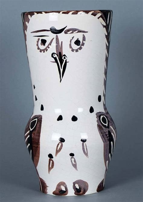 Setelan Paul Frank Black Maroon pablo picasso maroon black wood owl 1952 ceramic