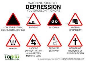 10 warning signs of depression you shouldn t ignore top