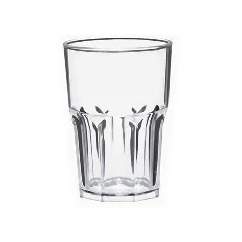 bicchieri policarbonato bicchiere granity in policarbonato trasparente lt 1 284783