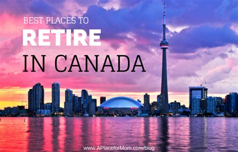 best small towns in canada canadian towns to visit best places to retire in canada