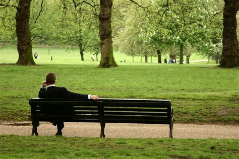 lonely man on bench www pixshark com images galleries