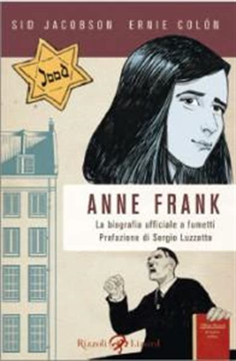 anne frank graphic biography anne frank in graphic biography paperblog