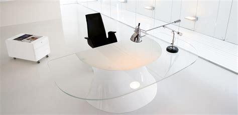 glas schreibtisch design ola schreibtisch glas martex designer mario mazzer