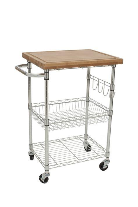 Ecostorage Kitchen Cart 5 Best Kitchen Cart With Wheels Keep Your Kitchen