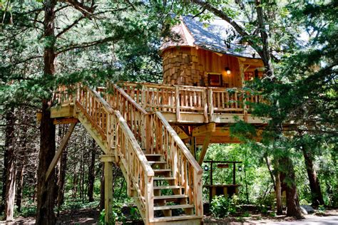 buy a tree house a dream treehouse grew in nebraska thanks to a reality tv show living omaha com