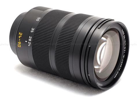 leica usa leica 24 90mm f 2 8 4 asph vario elmarit sl lens 11176