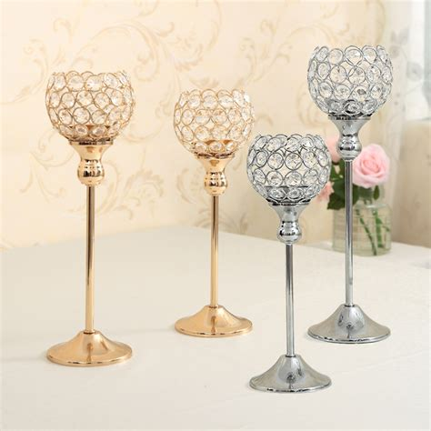 candle holder centerpieces get cheap candle holders for wedding