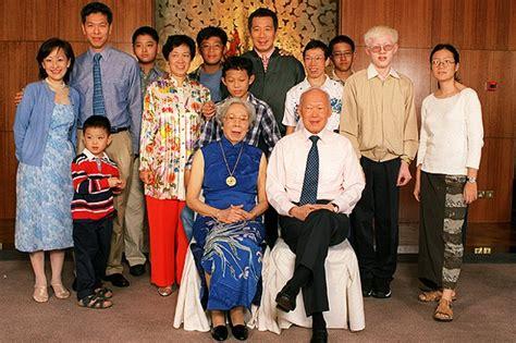 lee hsien loong daughter lee xiu qi ho ching profile photos successstory