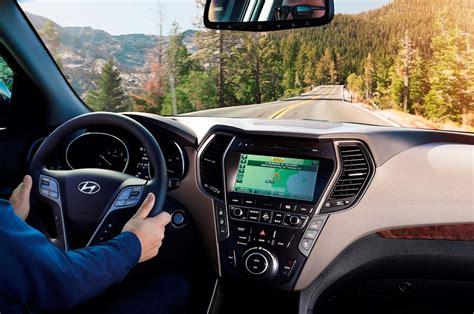 Hyundai Santa Fe Interior by 2018 Hyundai Santa Fe Reviews And Rating Motor Trend