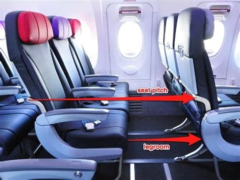 batik air emergency seat number leg room seat pitch your personal space on an