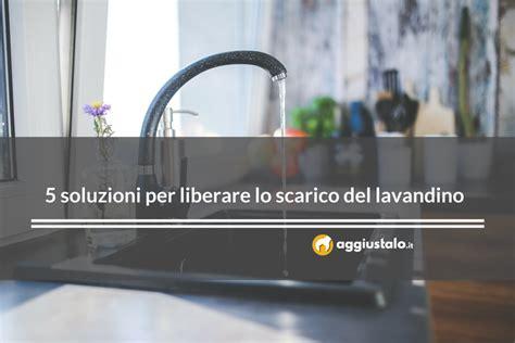 Come Sturare Scarico Doccia by Lavandino Intasato 5 Metodi Per Liberare Il Tuo Lavandino