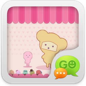 go sms pro pink sweet theme apk app go sms pro pink sweet theme apk for windows phone android and apps