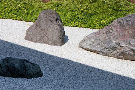 Zen Garden Rocks Zen At The Japanese Friendship Garden Orchard View Color