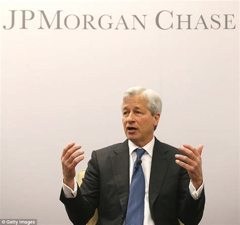 Response Letter Ceo Of Jpmorgan Jp Ceo Dimon Warns Politicians Us Economic Disaster Daily Mail