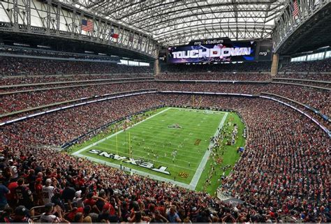 houston texans stadium nrg stadium houston texans football stadium stadiums of
