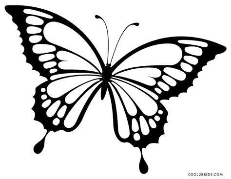 black and white coloring pages of butterflies butterfly black and white coloring page www pixshark com