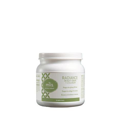 Mlis Candida Detox by M Lis Radiance Drink Collagen Alternative Health