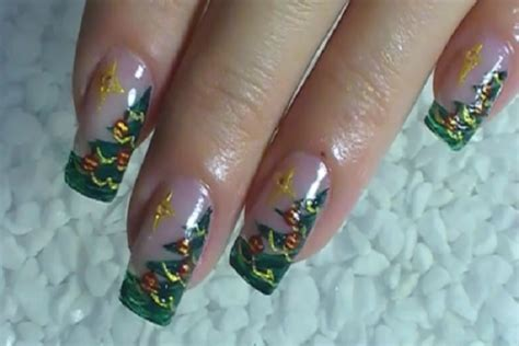 5 christmas nail art designs to remember funny pictures