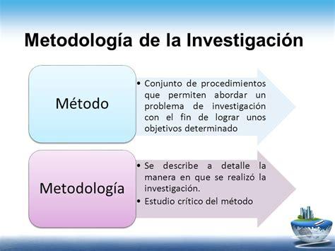 que es la metodologia dela investigacion cualitativa metodolog 237 a de la investigaci 243 n cient 237 fica ppt video