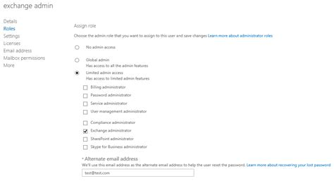Office 365 Roles What S New In Office 365 Administration From Microsoft