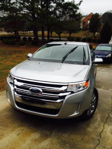 electronic stability control 2013 ford edge seat position control buy used 2013 ford edge limited sport utility 4 door 3 5l in