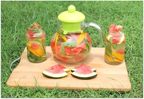 Watermelon Detox Lose Weight by Hydrating Watermelon Detox Water For Rapid Weight Loss And