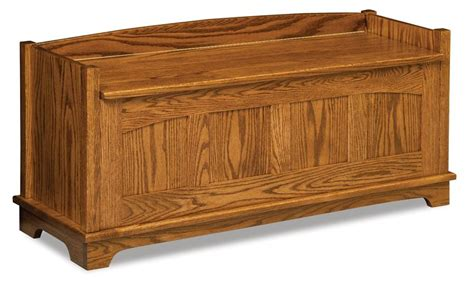 amish storage bench royal heritage storage bench from dutchcrafters amish