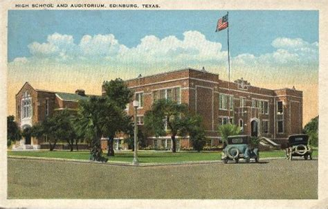 Edinburg Post Office by Historical Markers Former Hidalgo Post Office