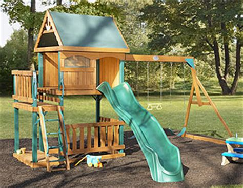 leisure time swing set our three favorite playsets