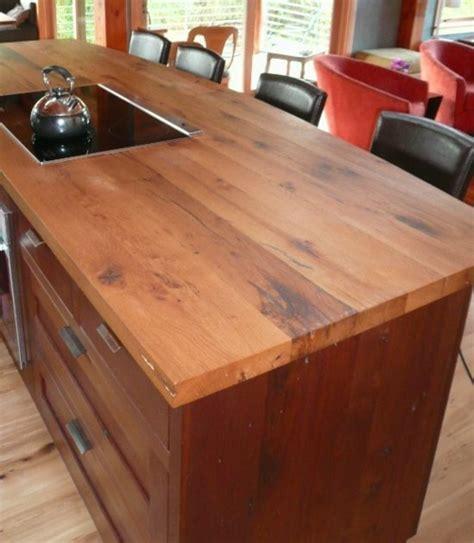 comptoir bois massif 68 id 233 es pour un comptoir de cuisine en bois design