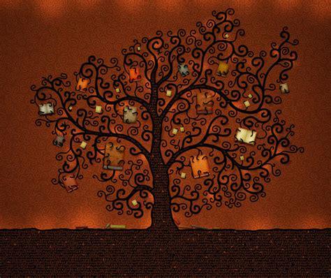libro knowledge is beautiful tree of books by vlad studio decalgirl