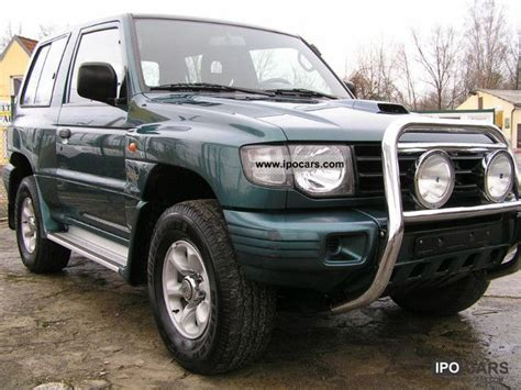 old car repair manuals 2004 mitsubishi pajero spare parts catalogs 2004 mitsubishi pajero 2 5 td classic 1 hand car photo and specs