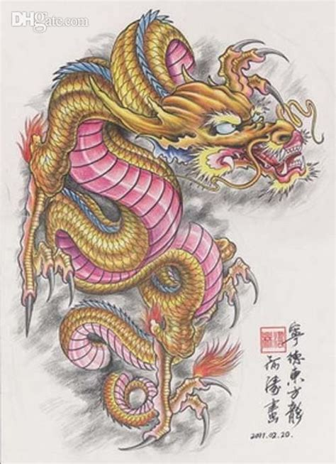 oriental tattoo art book the dragon tattoo art book traditional chinese painting