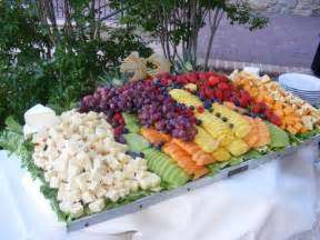 wedding appetizers on a budget reception idea board brad and tina