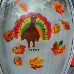 thanksgiving window paintings thanksgiving pictures quickkit