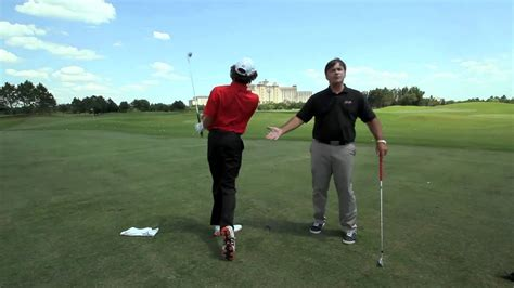 Golf Swing Mechanics by How To Teach Golf Swing Mechanics Towel Drill