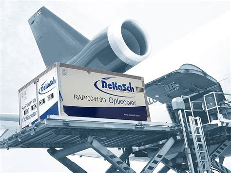 dokasch temperature solutions ǀ air cargo container
