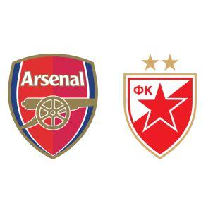 arsenal crvena zvezda arsenal vs fk crvena zvezda archives soccerpunter com