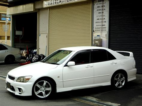 Toyota Altezza Rs200 Fuel Consumption Toyota Altezza Rs200 Z Edition 6speed M T