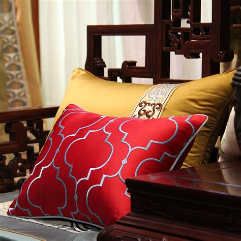 bed pillow set the new high end sofa classical decorative pillows with a