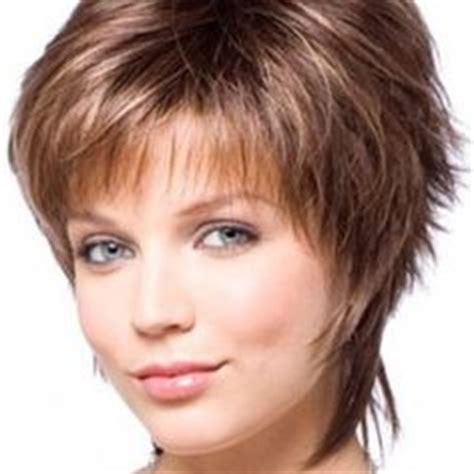 short perky haircuts for women over 50 short shag hairstyles medium length pinterest