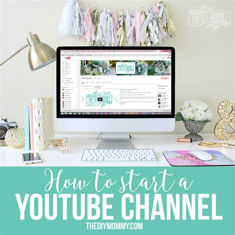 best home decor youtube channels how to start a youtube channel your diy blog the diy mommy