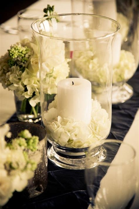 table decorations with candles and flowers best 25 hurricane centerpiece ideas on