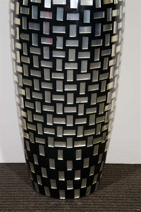 Mosaic Vases For Sale by Decorative Mosaic Tile Glass Vase For