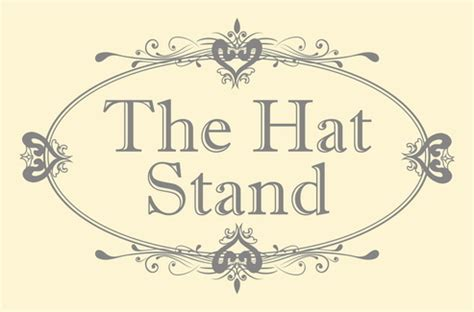 hatstand logo the hat stand home