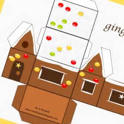 gingerbread template free printable best photos of gingerbread house printables gingerbread