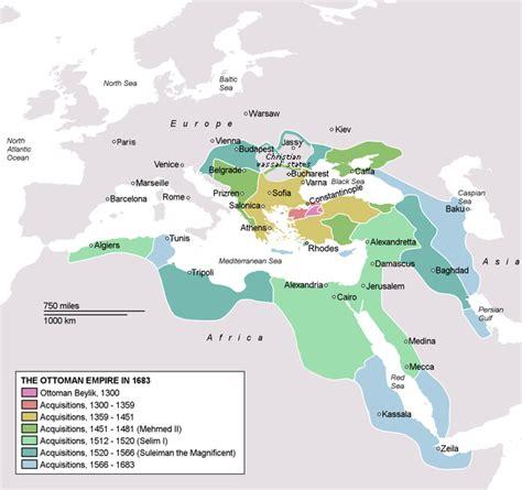 ottoman empire 1683 the subversive archaeologist april 2012
