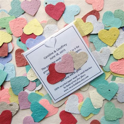 How To Make Seed Paper Favors - discover and save creative ideas