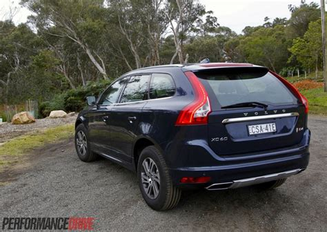 Volvo D4 Xc60 2014 Volvo Xc60 D4 Review Performancedrive