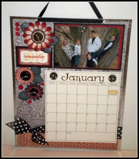 scrapbook calendar tutorial 68 best calendar scrapbook images on pinterest calendar
